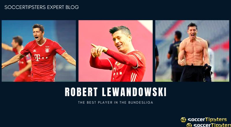 Robert Lewandowski - The Best Player In The Bundesliga