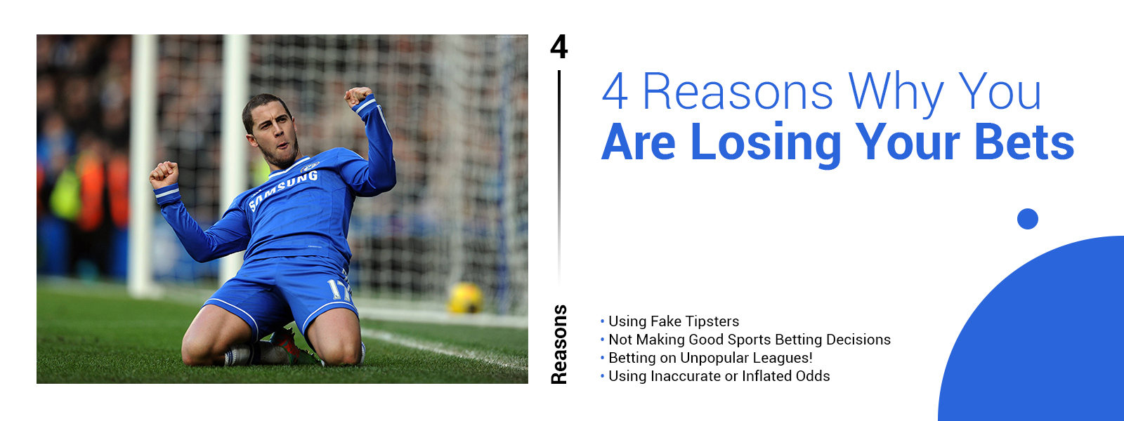 Four Reasons Why You Are Losing Your Sport Bets