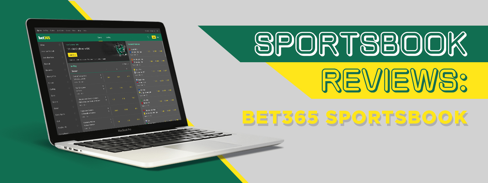 Sportsbook Reviews: Bet365 Sportsbook