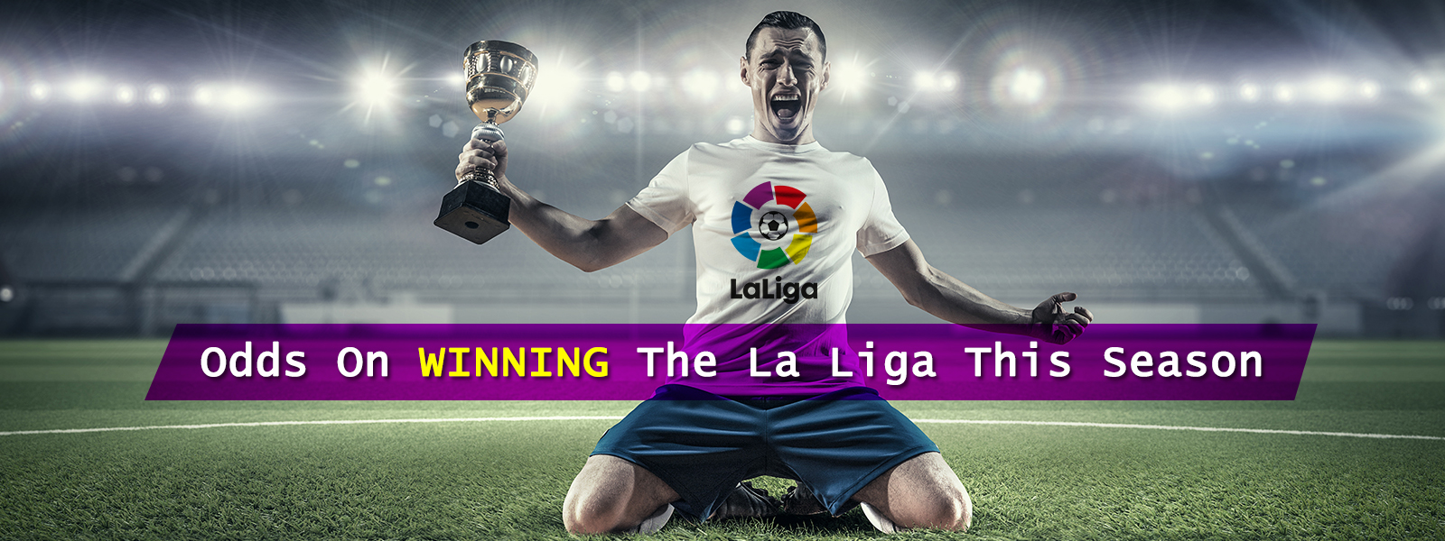 Odds On Winning The La Liga This Season