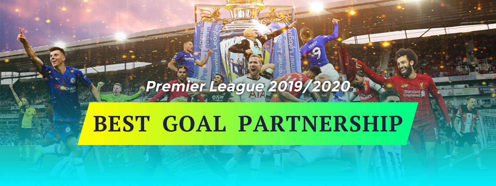 Premier League 2019/2020 - Best Goal Partnership