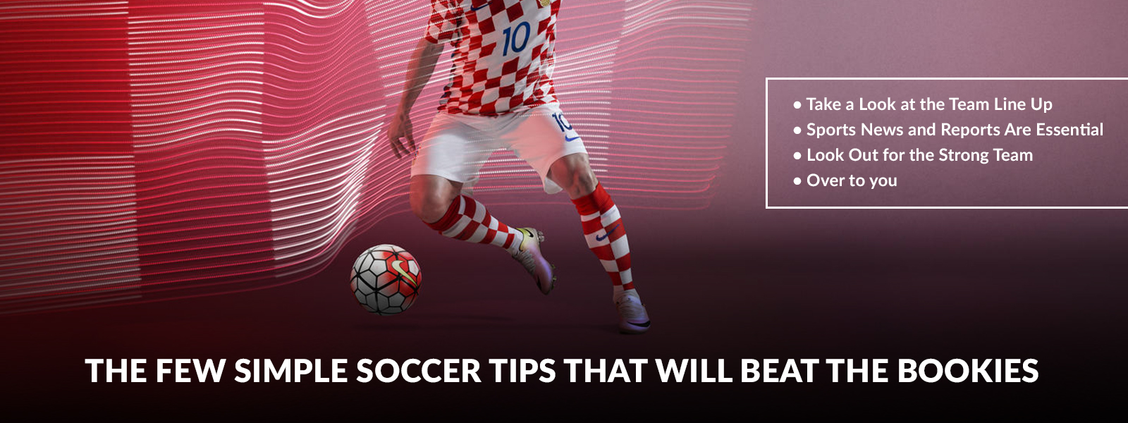 3 Simple Betting Tips To Help You Beat The Bookies