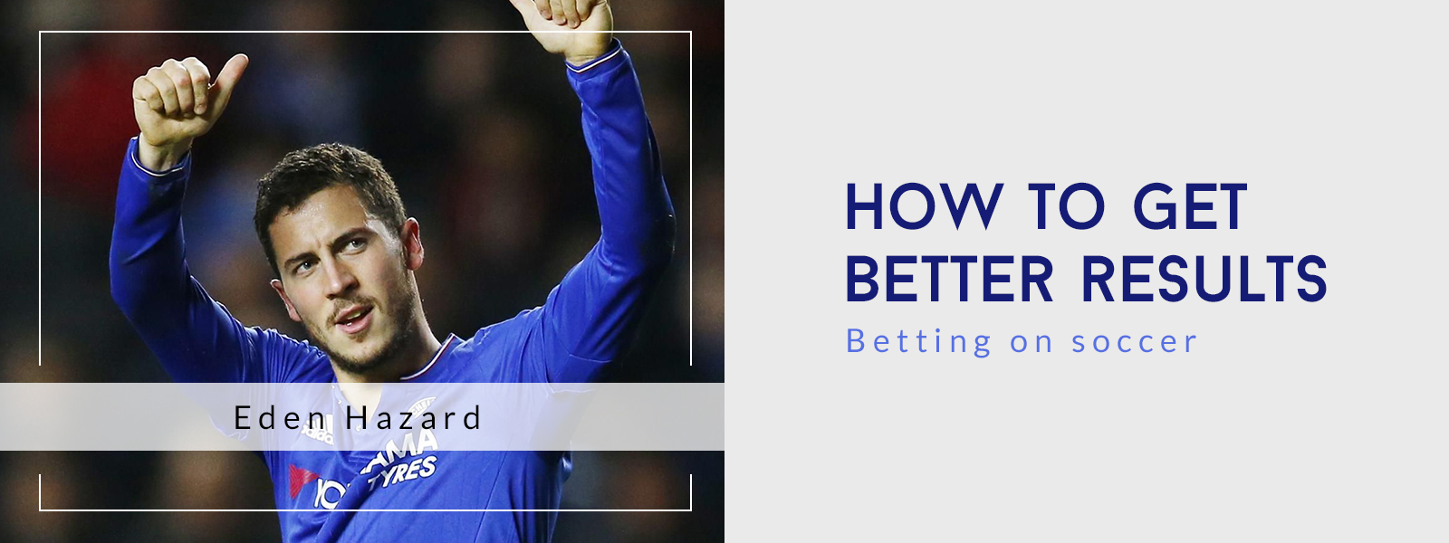 How to get better results betting on soccer